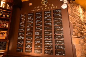 great selection of beers in Lancaster